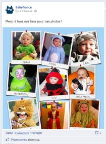 «Baby France» publie ma photo